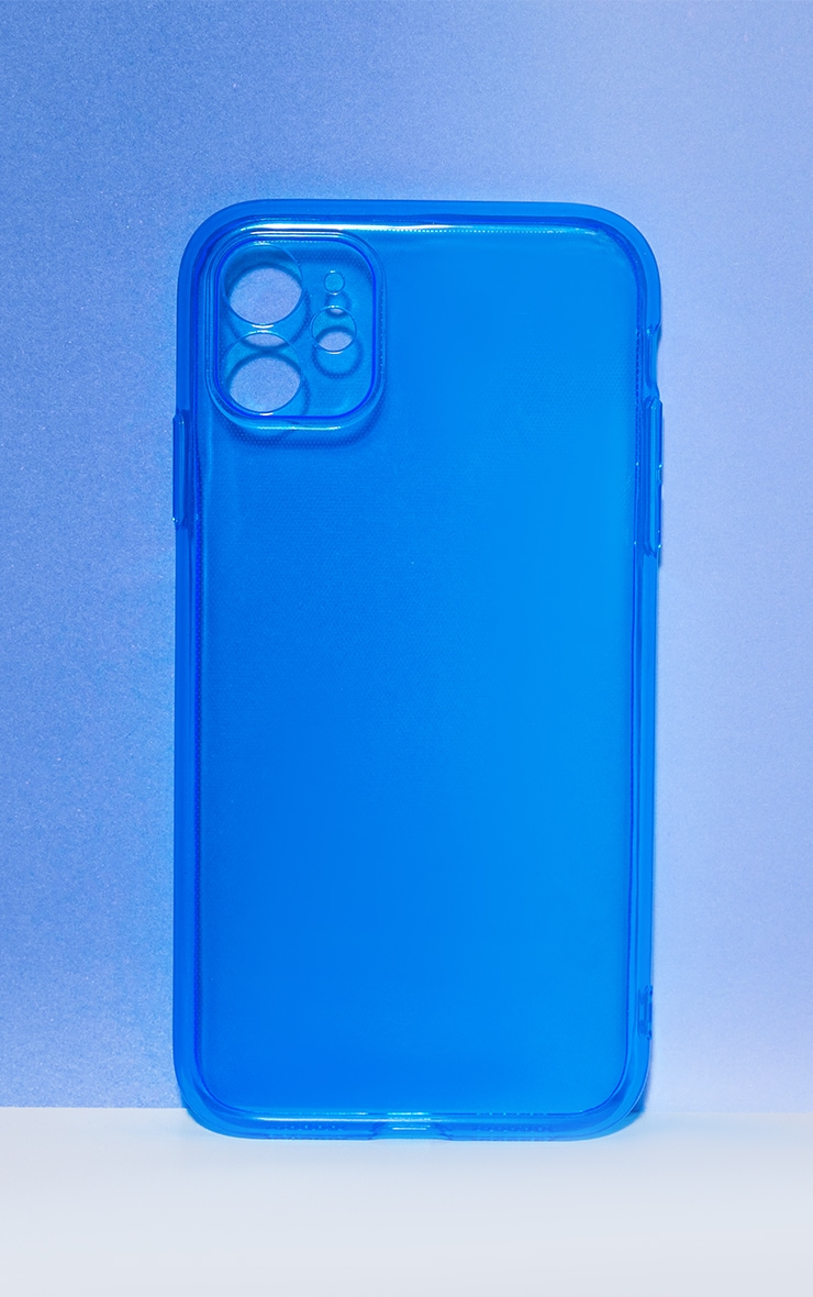 Blue Iphone XR/11 Phone Case 1