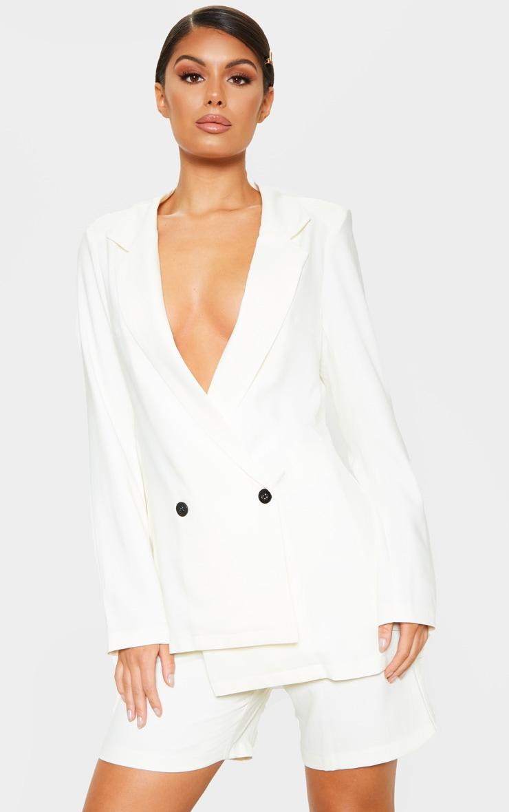 White Suit Short  2