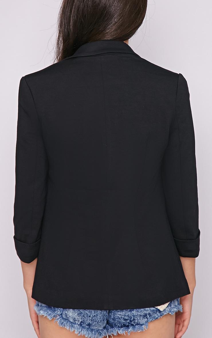 Darcy Black Blazer 2