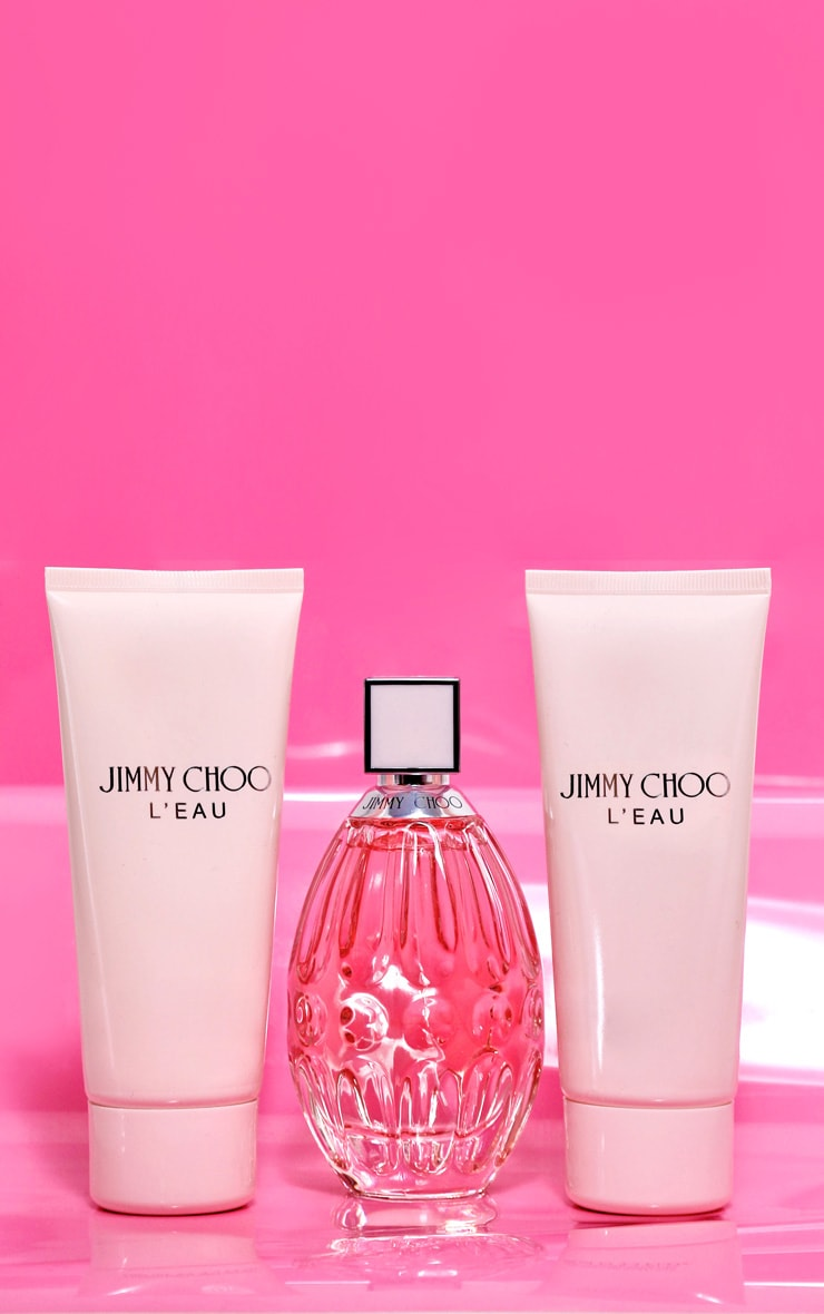 Jimmy Choo L'eau Perfume Eau de Toilette 90ml Gift Set image 1
