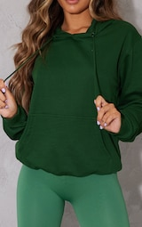 Forest Green Ultimate Oversized Hoodie 4