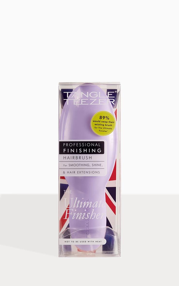 Tangle Teezer The Ultimate Finisher Hairbrush Hot Heather 3