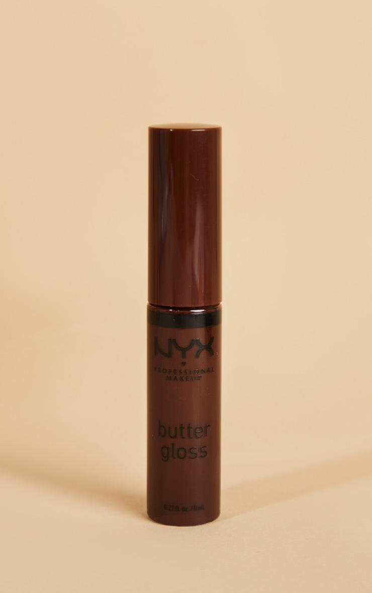 NYX Professional Makeup Butter Lip Gloss Lava Cake 2