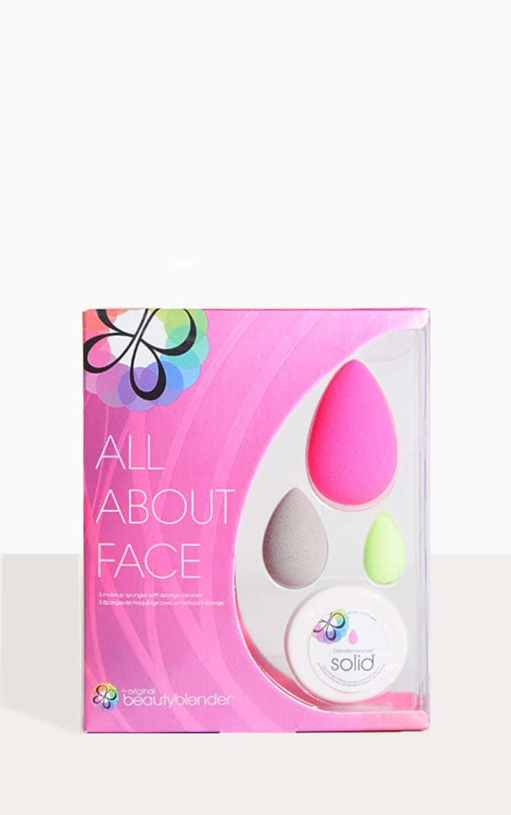 beautyblender All About Face Collection