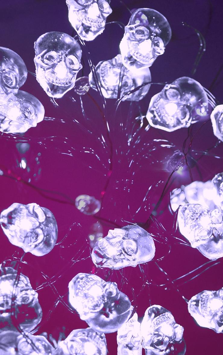 Ginger Ray Skull String Lights 1