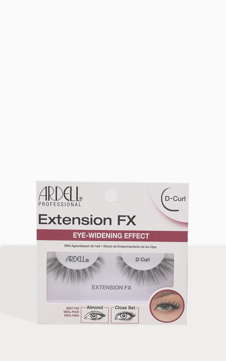 Ardell Extension FX D Curl Lashes 3