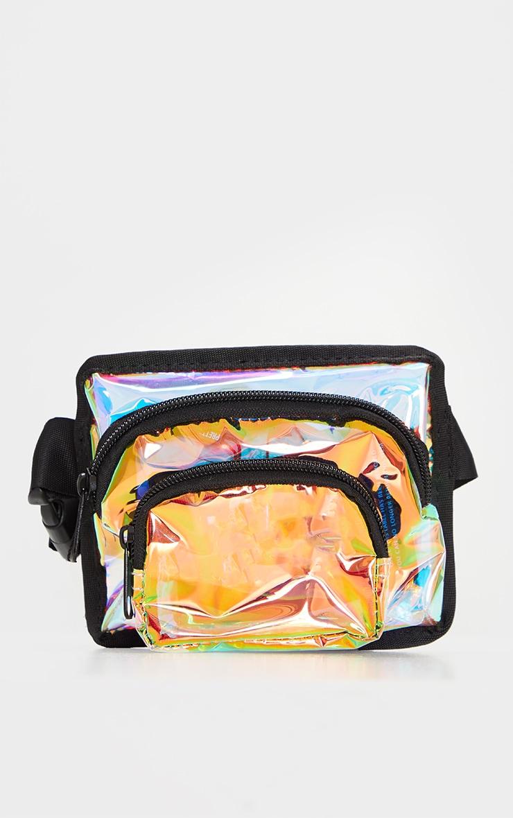 Iridescent Mini Bum Bag 2