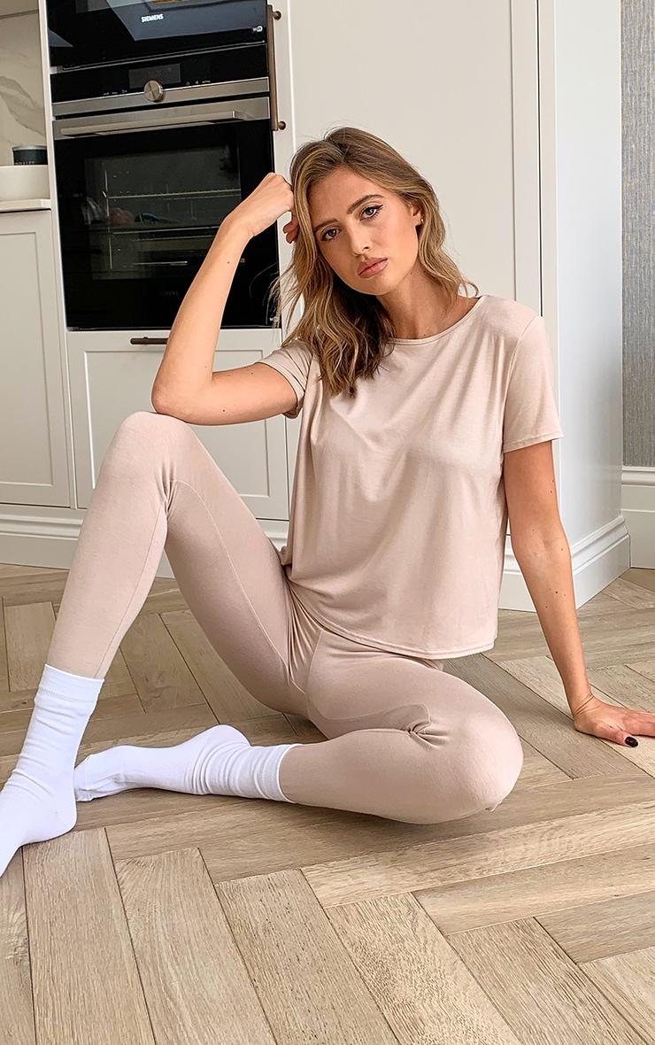 Stone T-Shirt & Legging Set 1
