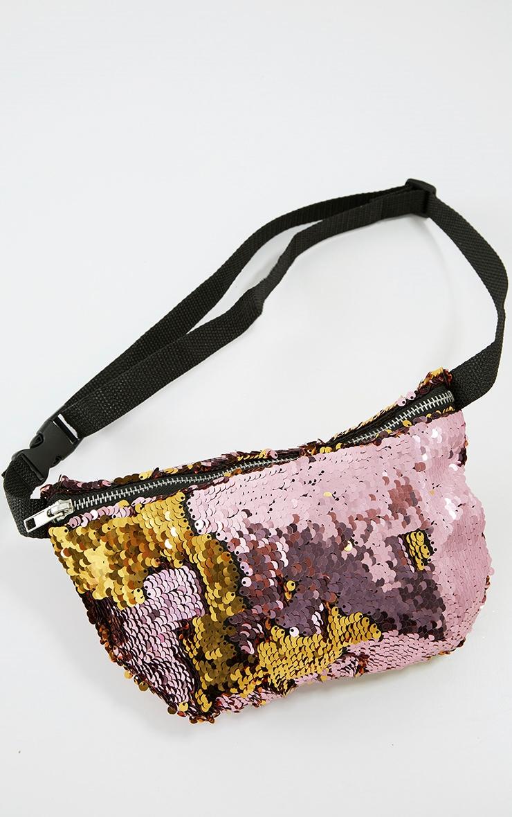 Multi Sequin Bum Bag 3