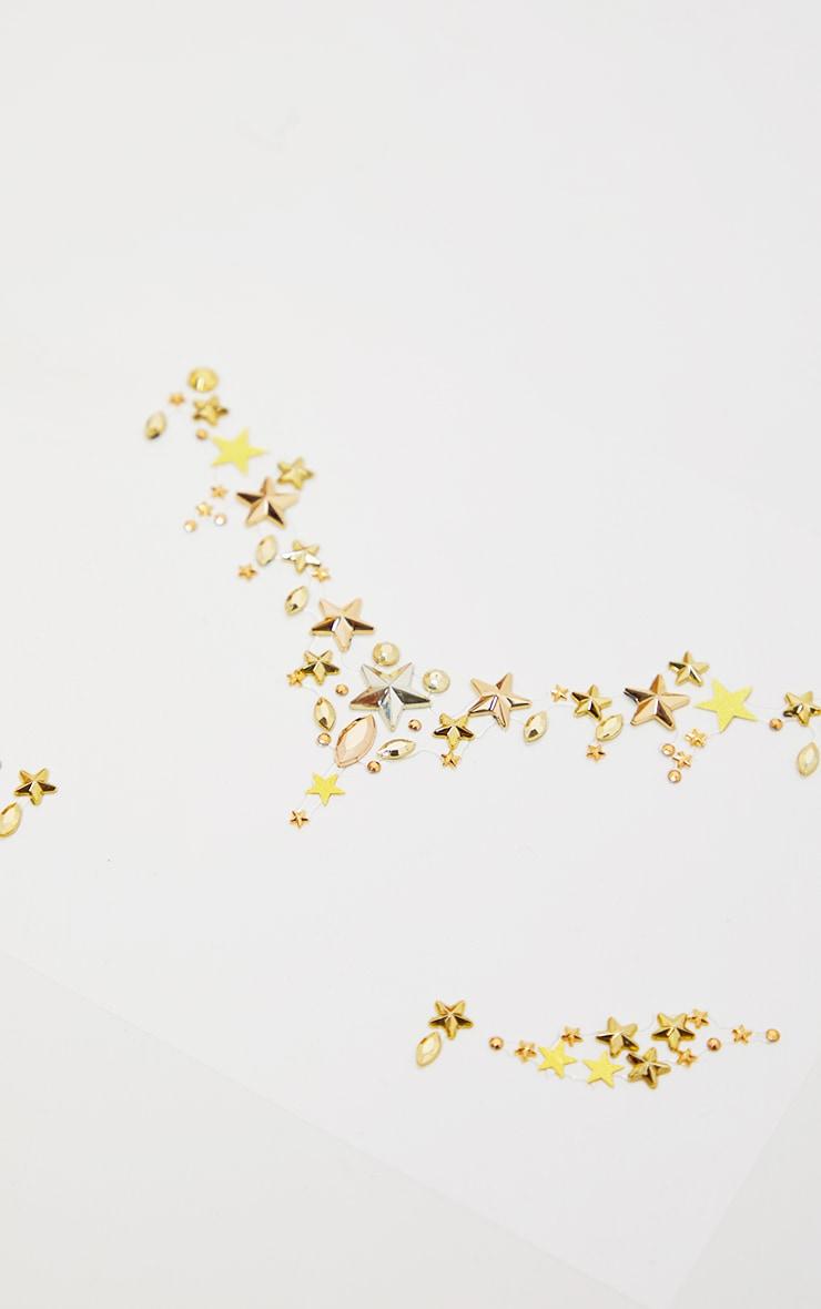In Your Dreams - Bijou de visage Gold Astra 3