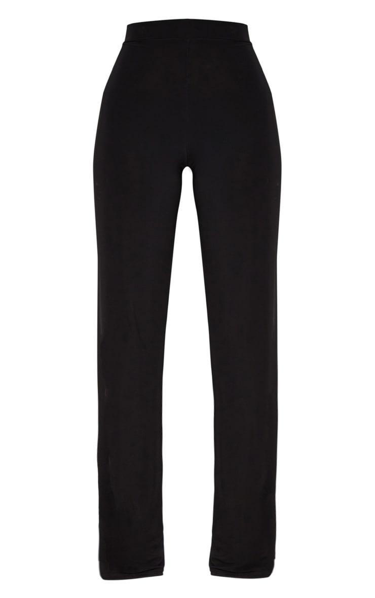 Petite Black Slinky Slim Leg Pants 3