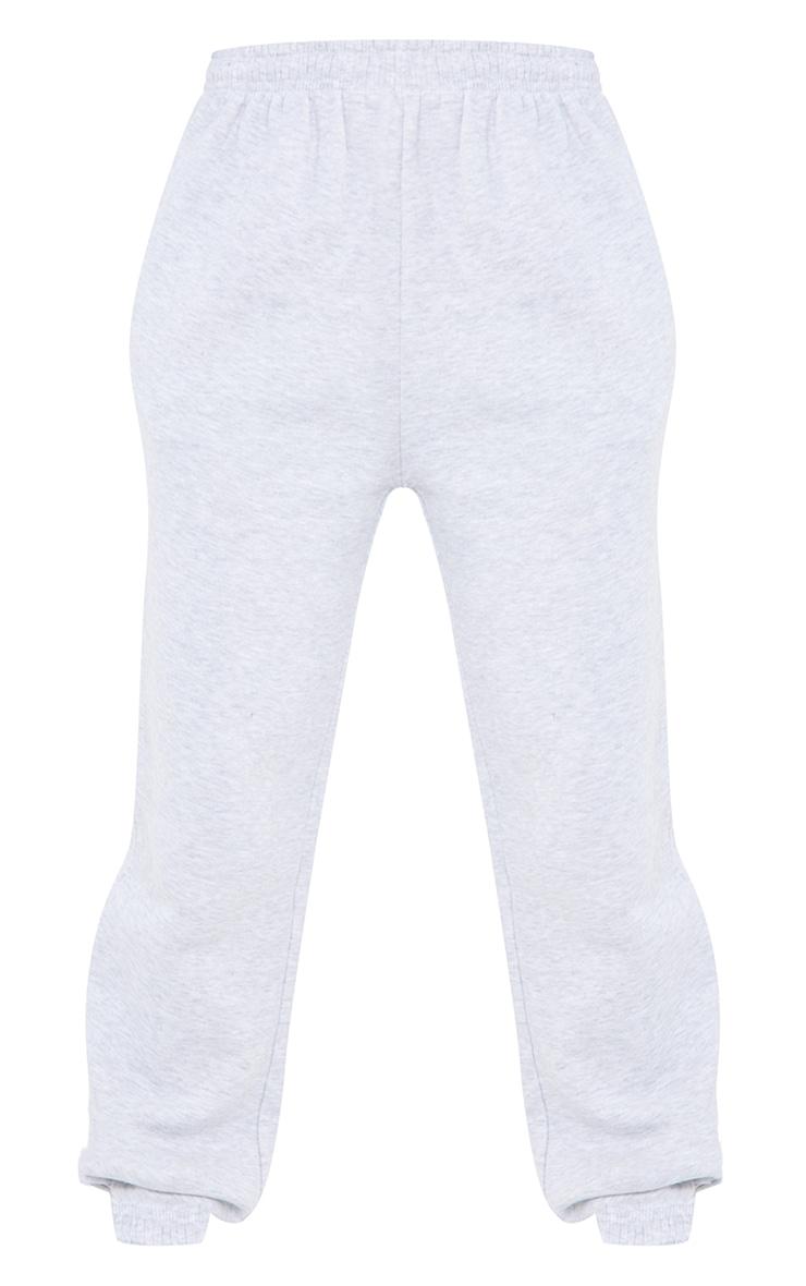 Tall Grey Ultimate Marl Sweat Joggers 5