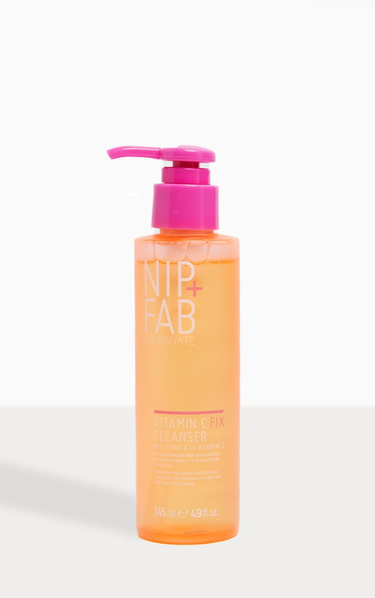 Nip + Fab Vitamin C Fix Cleanser 3