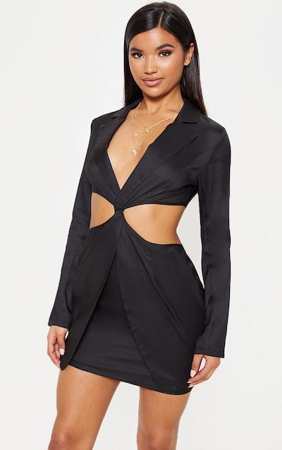 d8a9b5050c6c Cut Out Dresses | Slit Dresses | Cutaway | PrettyLittleThing