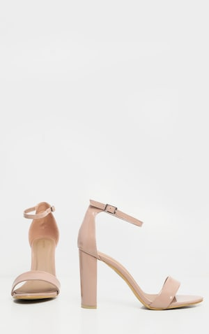 2d8e865878b May Nude Patent Block Heeled Sandals