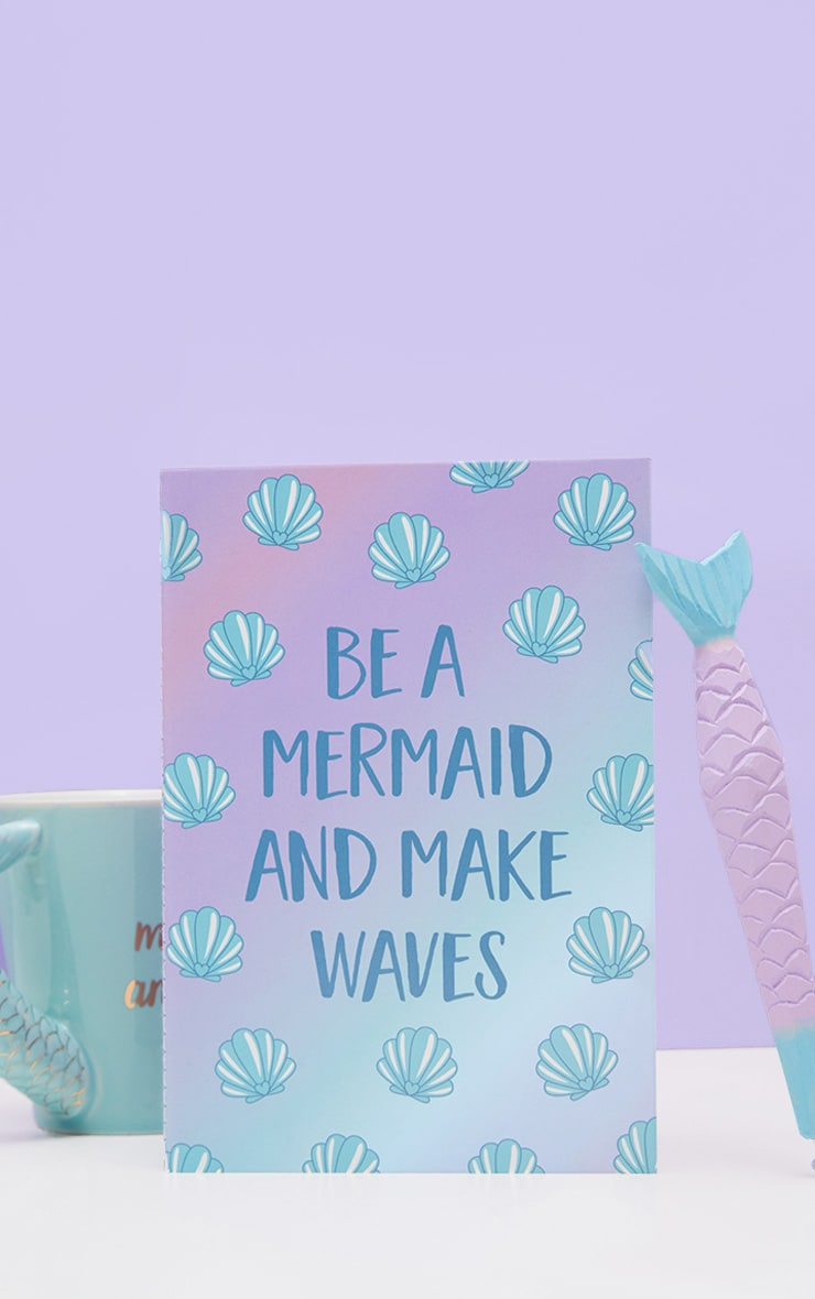 Sass And Belle Mermaid Treasures Notebook