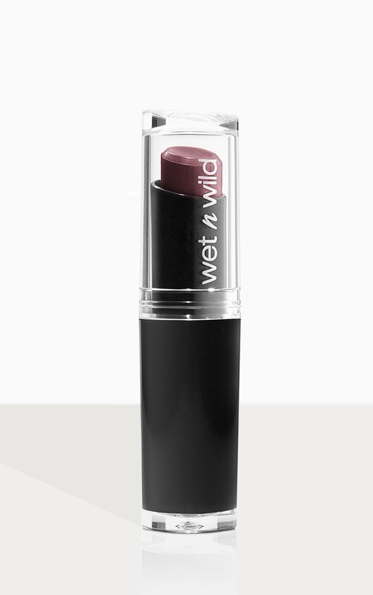 wet n wild MegaLast Lip Color Mocha-licious 1