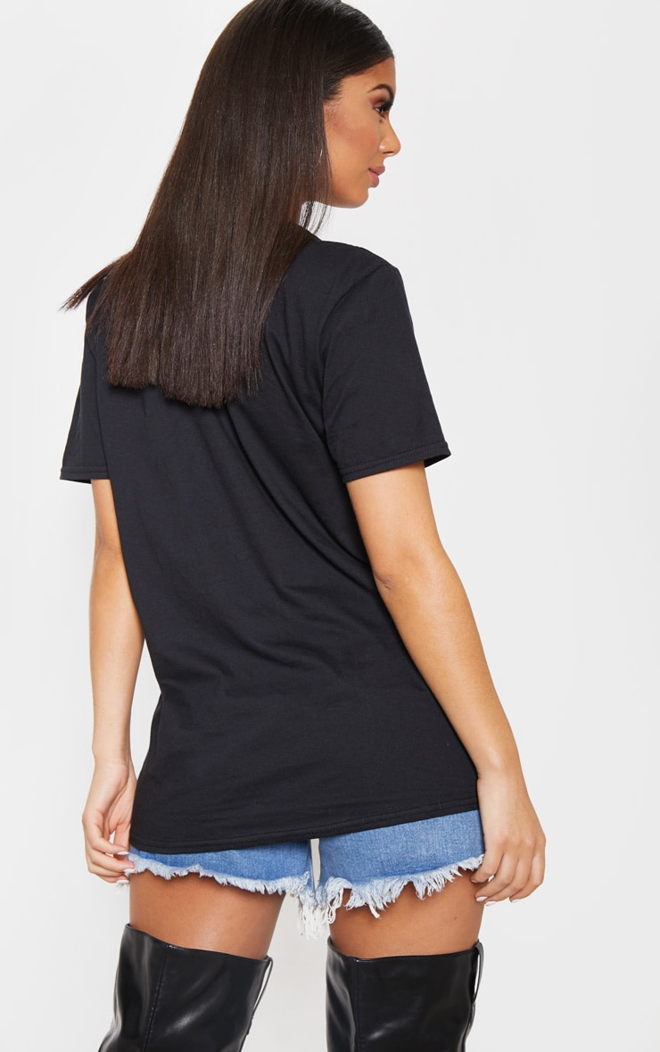 Black Tokyo Oversized T Shirt 2
