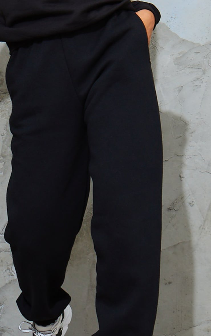 Black Sweat Pant Jogger 4