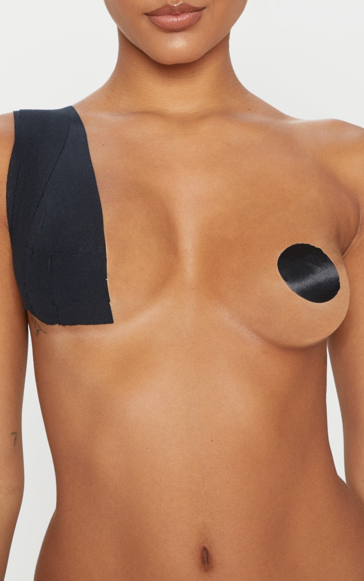 Booby Tape Black 4
