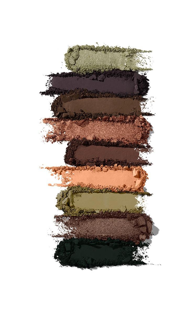 Morphe 9K Khaki Calling Artistry Eyeshadow Palette 2