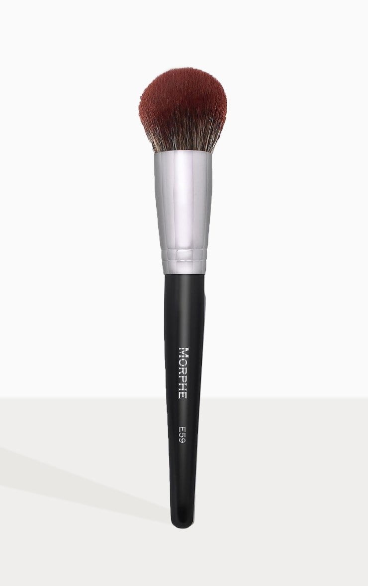 Morphe E59 Tapered Bronzer Brush 1