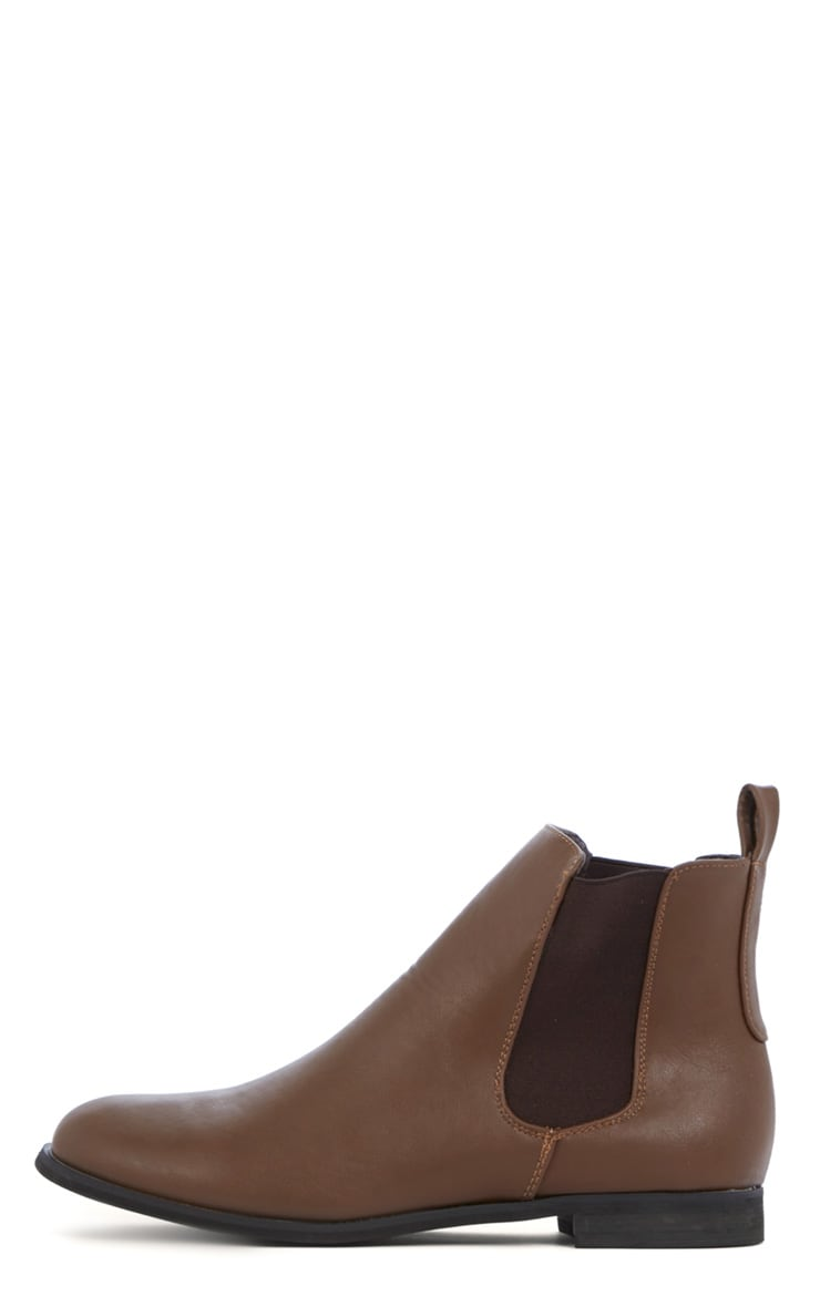 Samara Brown Chelsea Boot 1