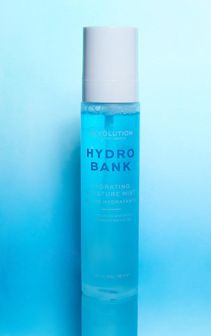 Revolution Skincare Hydro Bank Hydrating Moisture Mist 1