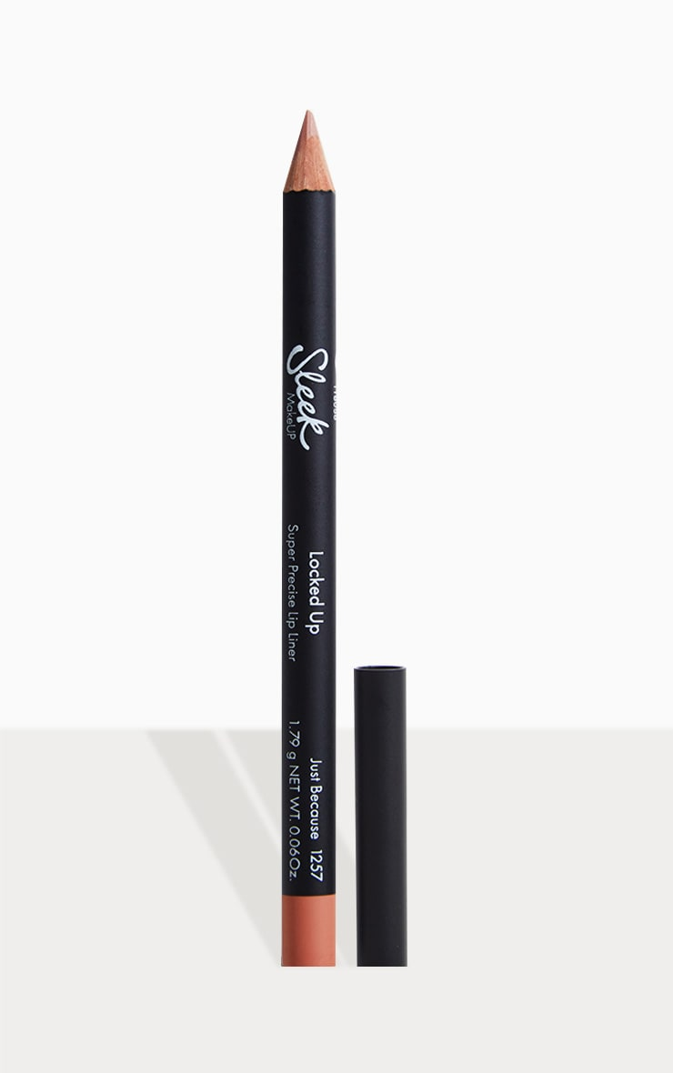 Sleek MakeUP Locked Up Super Precise Lip Liner Just Because