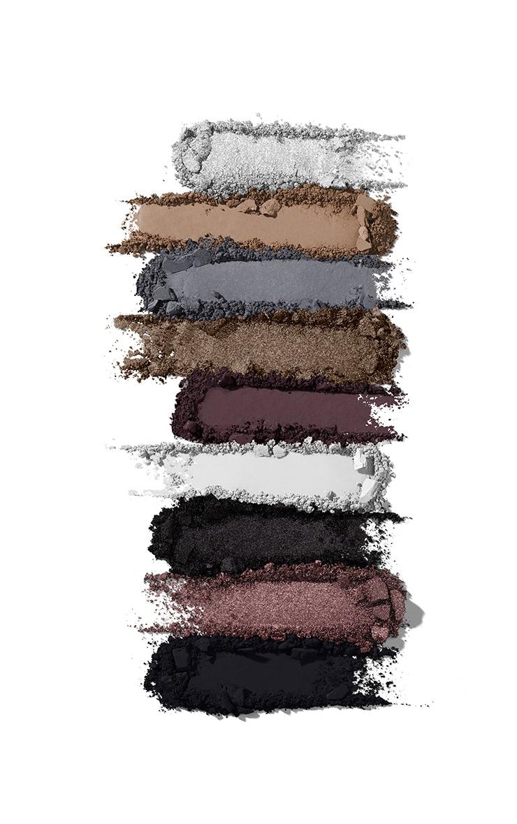 Morphe 9W Smoke & Shadow Artisty Eyeshadow Palette 3