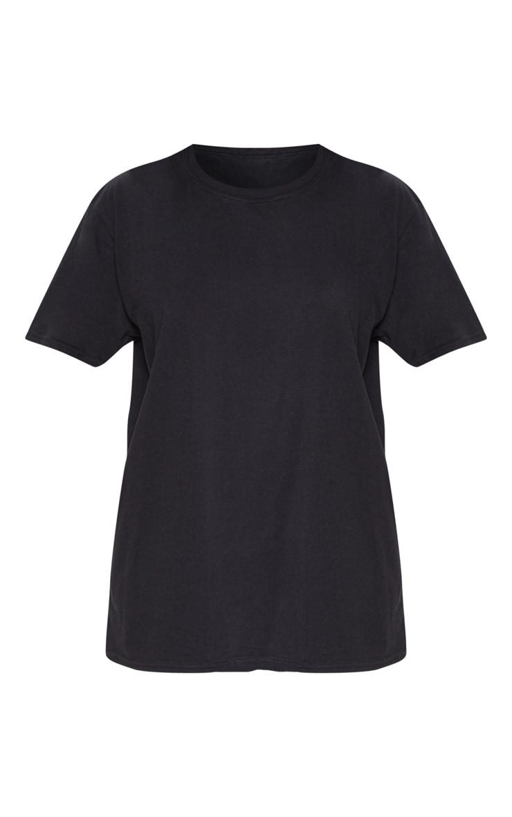 Black United States Tour Dates Slogan T Shirt 4