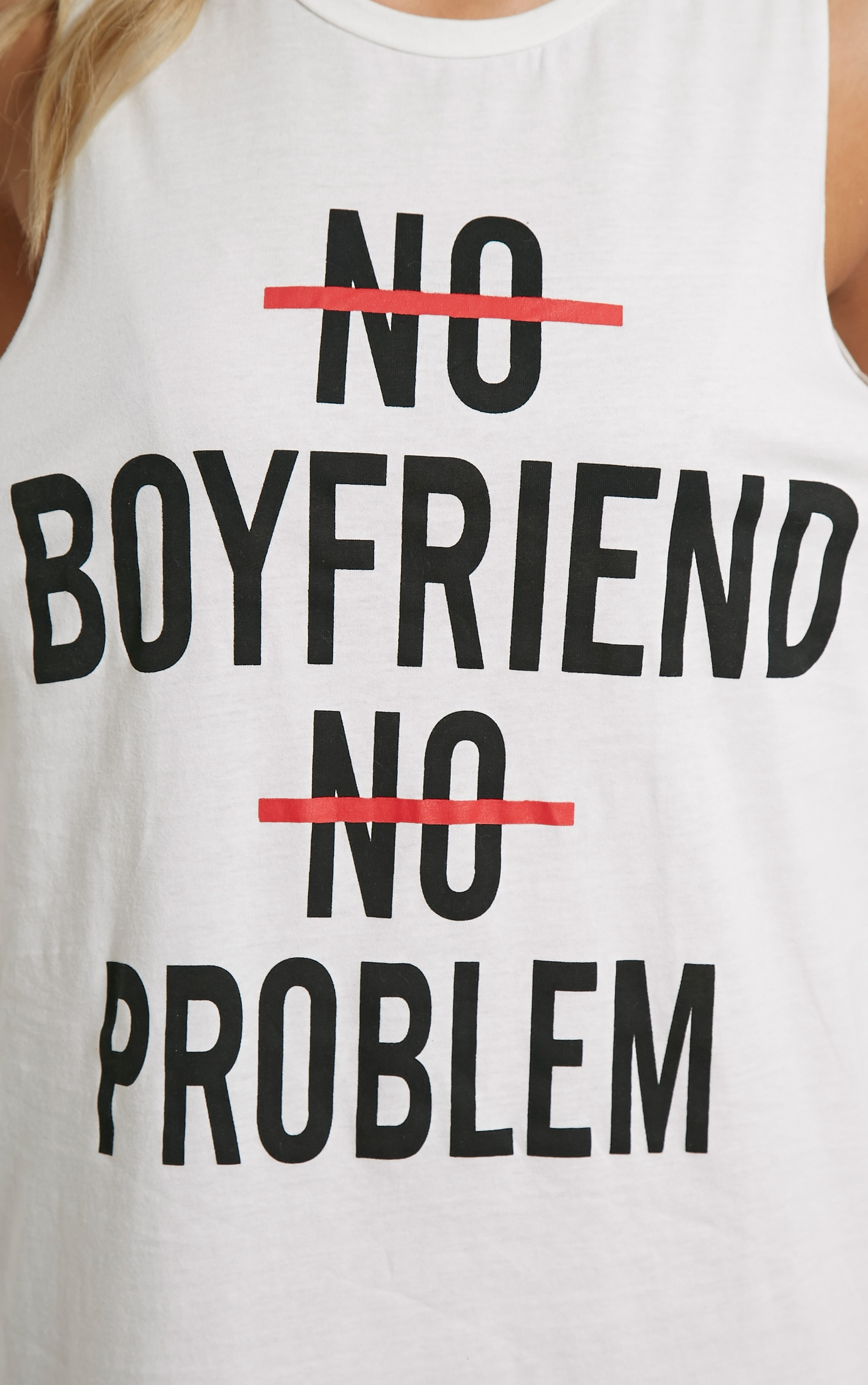 Rayner Slogan T-Shirt Dress 5