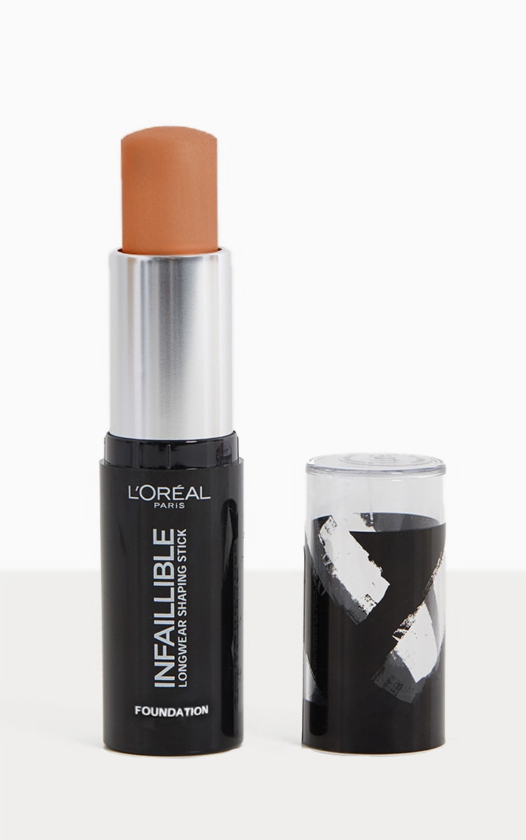 L'Oréal Paris Infallible Shaping Stick Foundation 220 Toffee Caramel