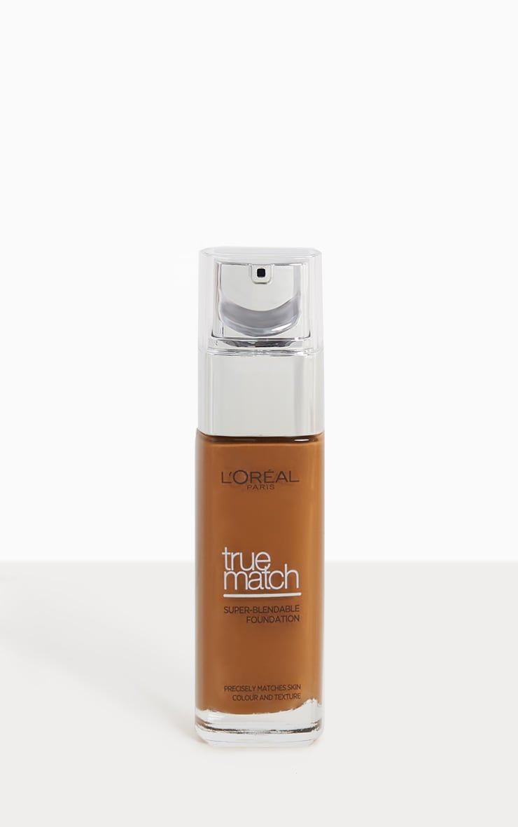 L'Oréal Paris True Match Foundation 8N Cappuccino 1