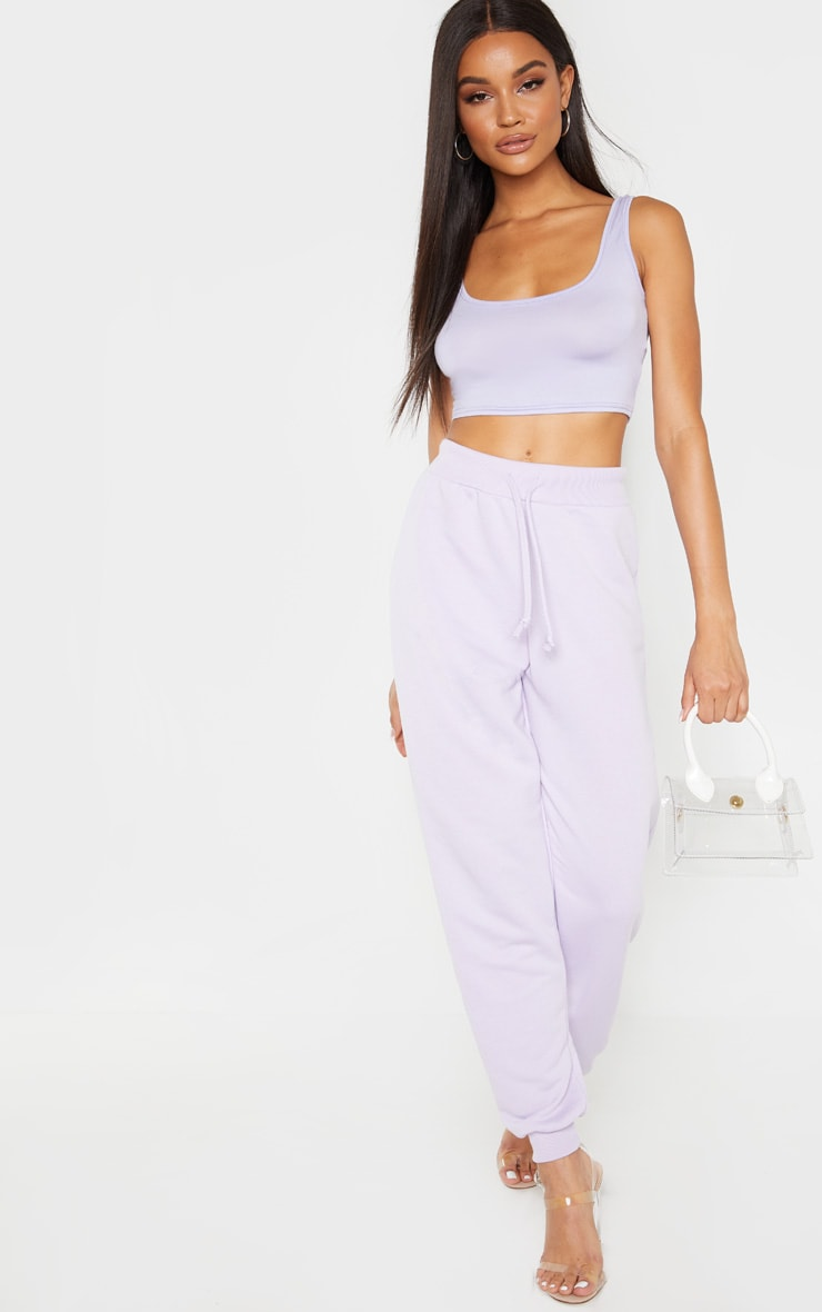 Lilac Ultimate Sweat Jogger 1