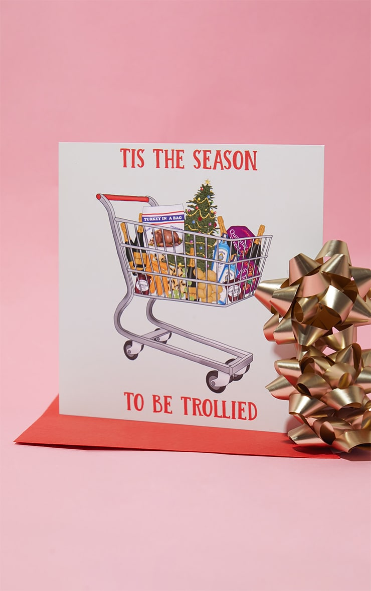 Central 23 Season To Get Trollied Christmas Card 2