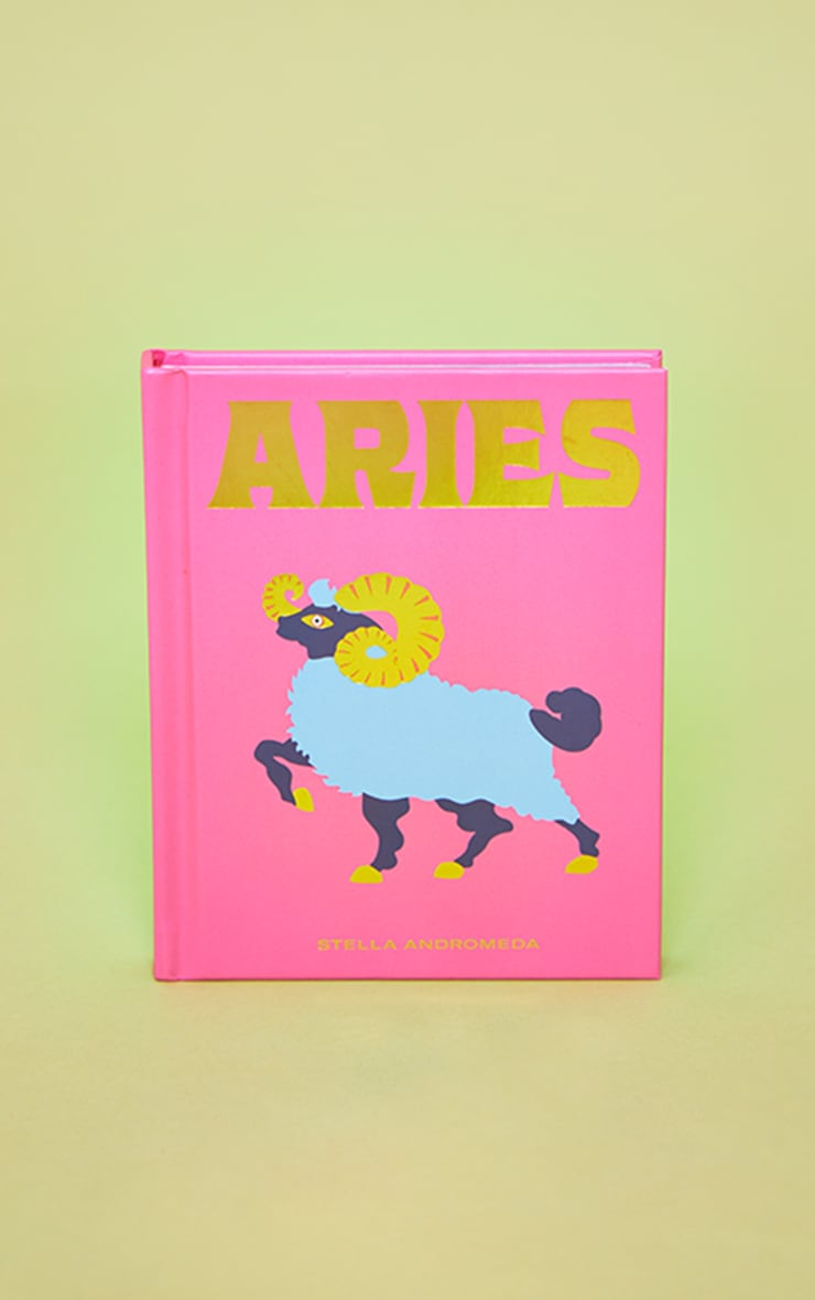 Aries Star Sign Astrology Book 3