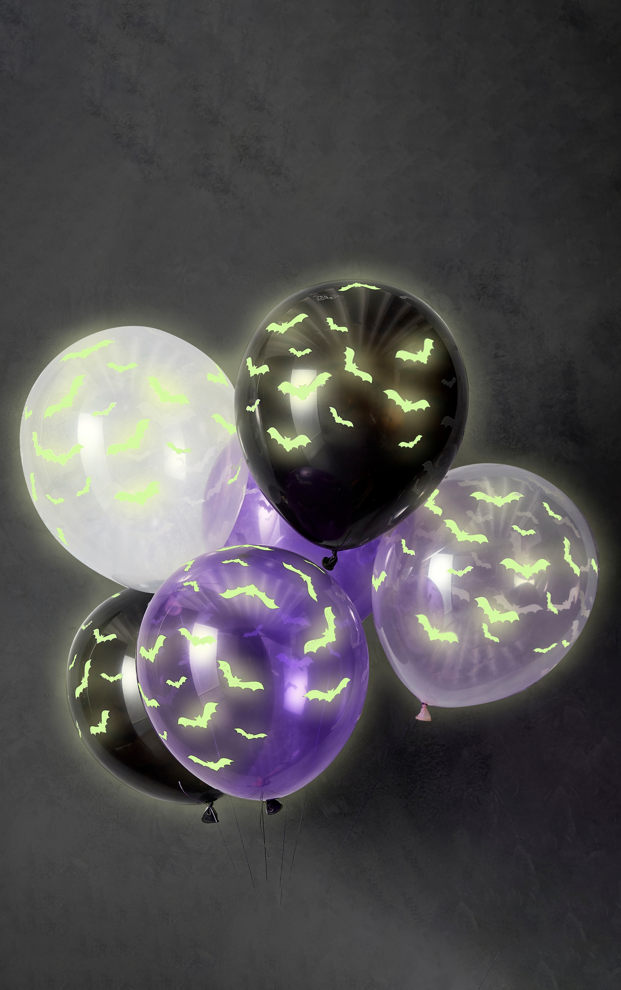 Ginger Ray Balloons Glow In The Dark 1