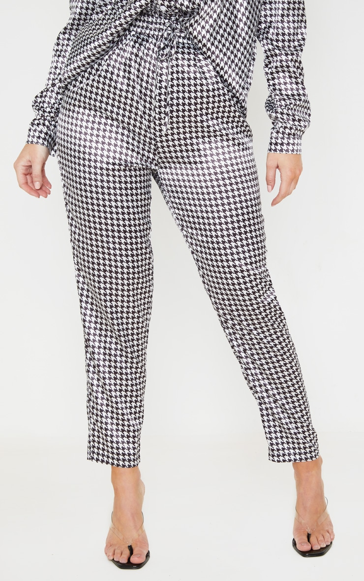 Dogtooth Cigarette Pants 2