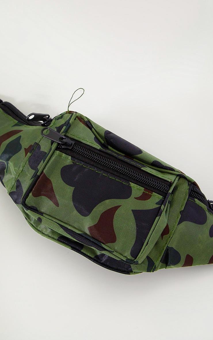 Camo Bum Bag 4