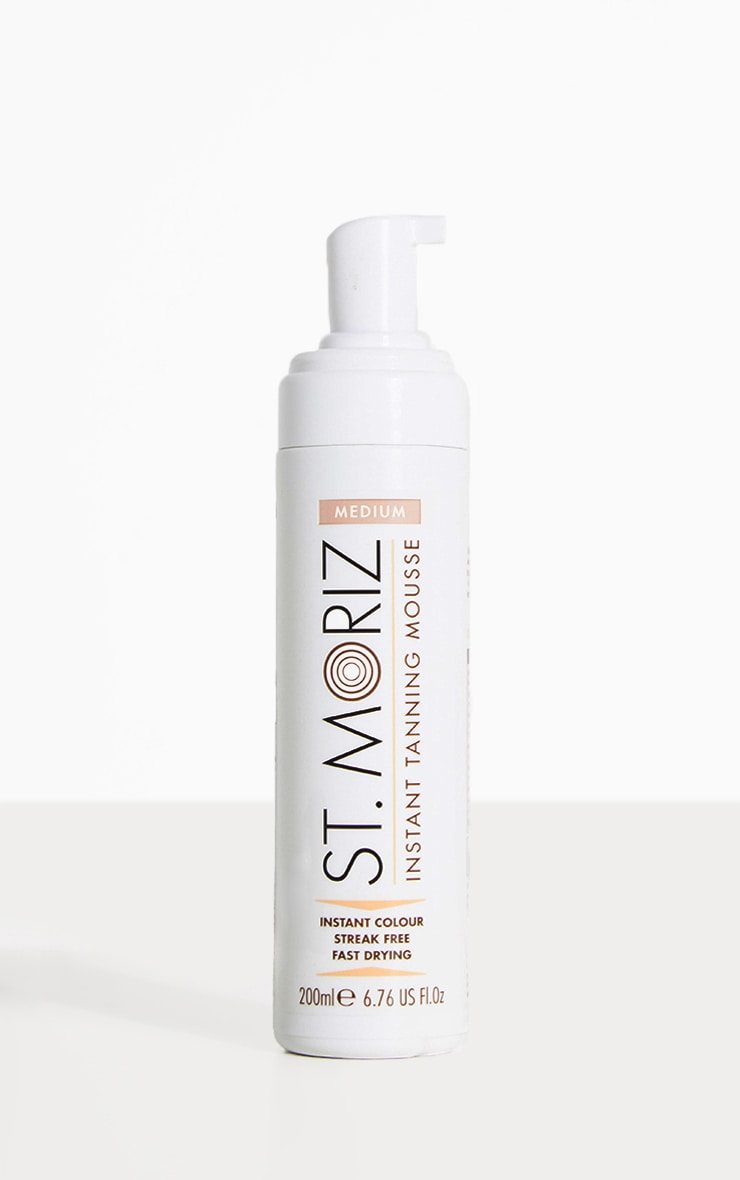 St Moriz Tanning Mousse Medium 1