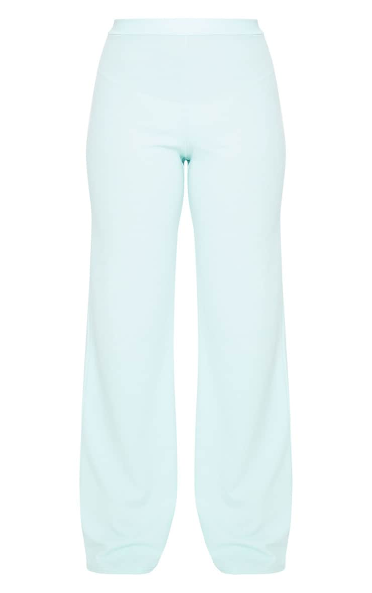 Mint High Waisted Wide Leg Pants 5