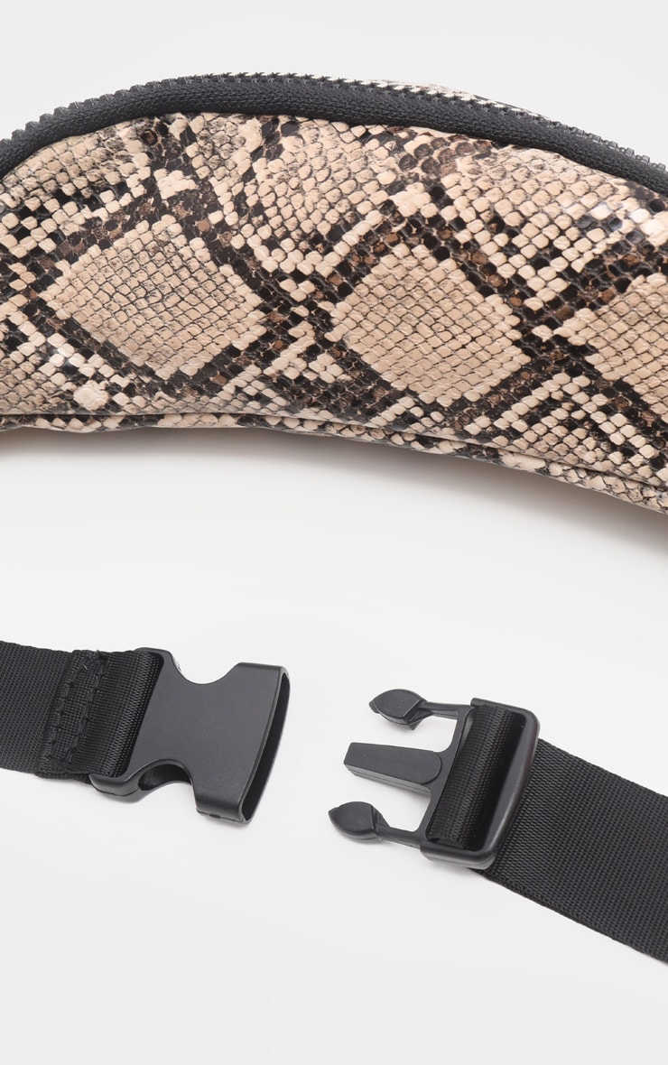 Snake Bum Bag 3