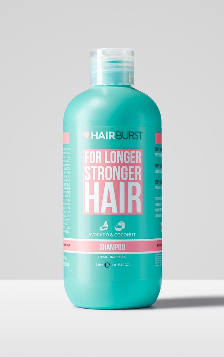 Hairburst Shampoo For Longer Stronger Hair 350ml 1