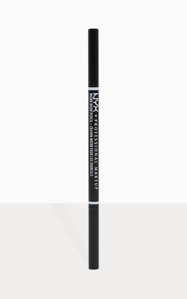 NYX PMU Micro Brow Pencil Blonde 2