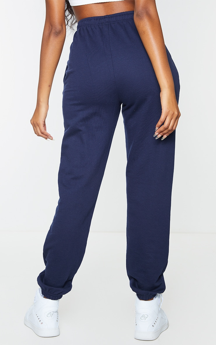 Navy Chicago Sweat Pant Joggers 3