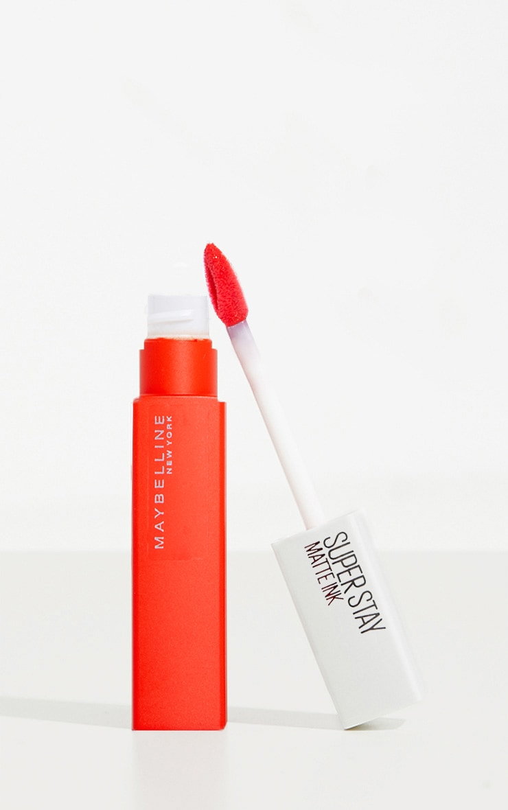 Maybelline SuperStay Matte Ink Lipstick 25 Heroine 1