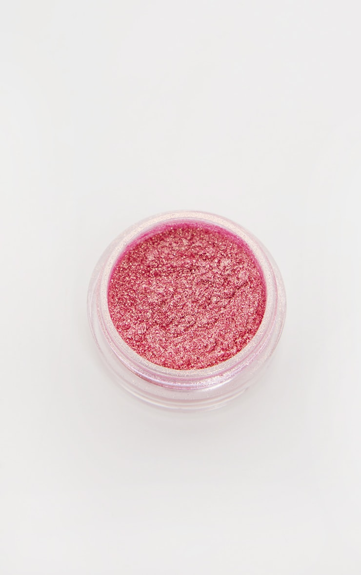 Peaches & Cream Loose Eyeshadow Pigment She's All That 3