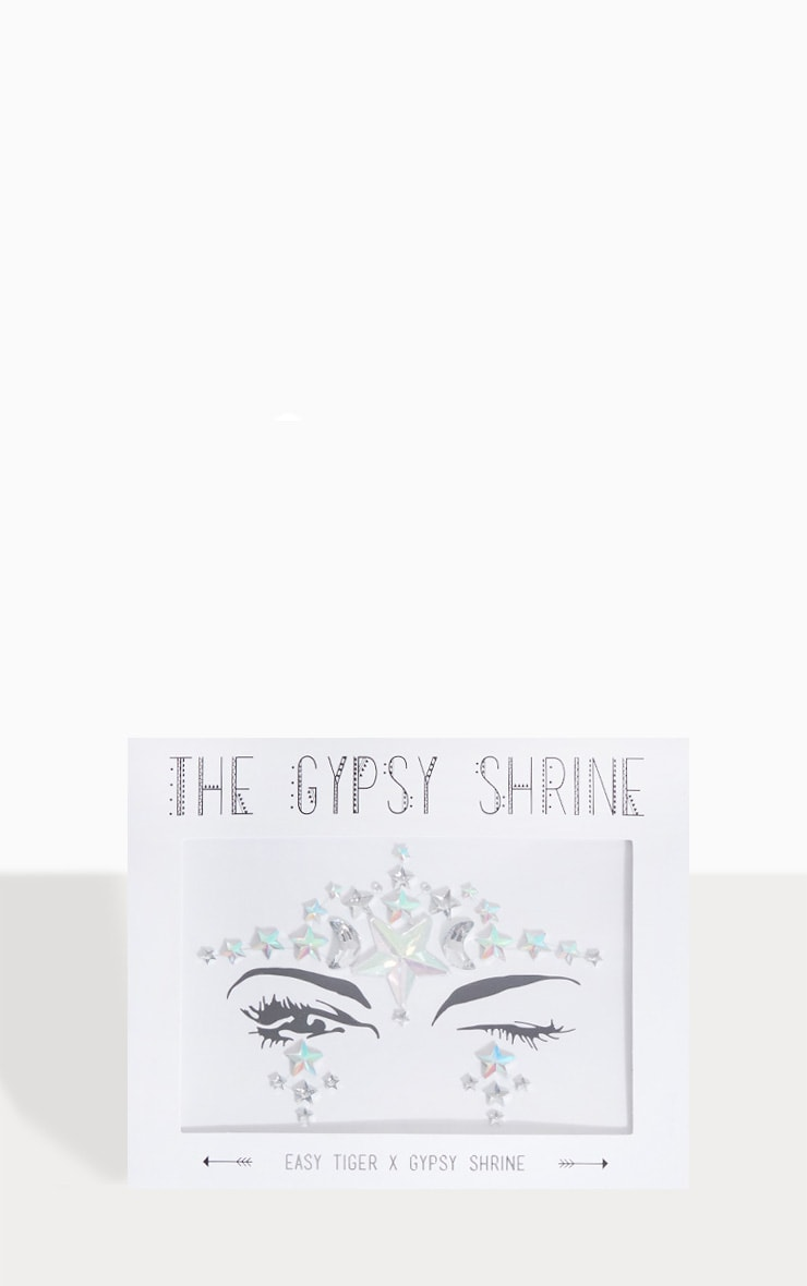 Gypsy Shrine X Easy Tiger Starry Eyes Face Jewel