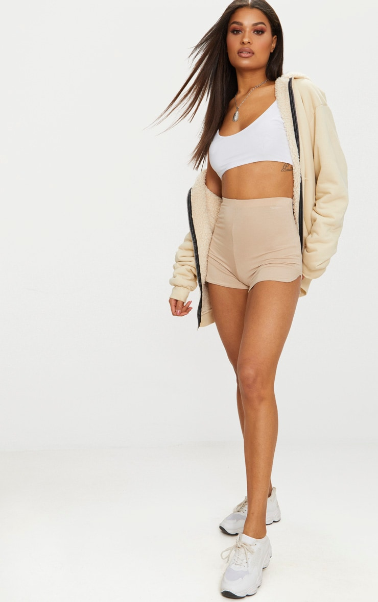 Nude Basic Runner Short   4